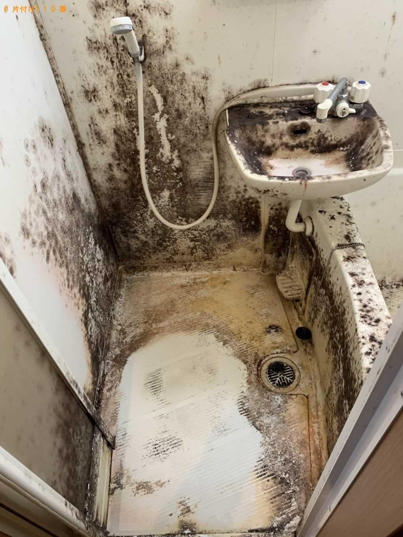 浴室・浴槽クリーニング施工前