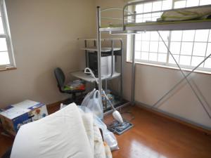 山陽小野田市でパソコン、ベッドなど回収 写真1