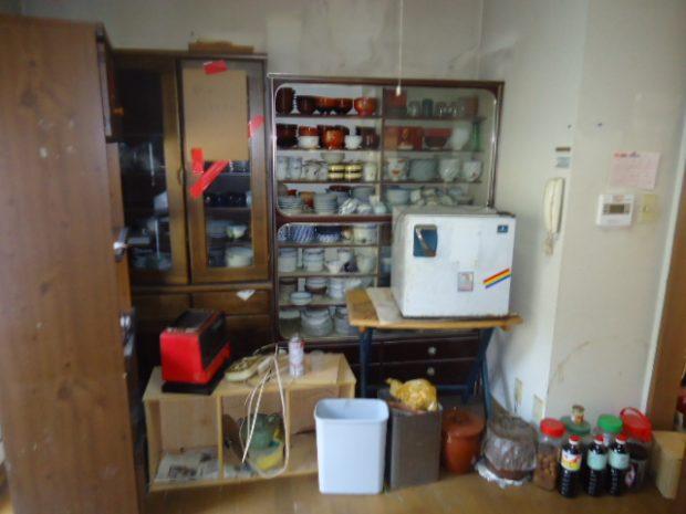山口市朝倉町で平屋1軒分の不用品回収 施工事例紹介