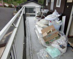 山陽小野田市埴生で引っ越しに伴う不要品回収 施工事例紹介