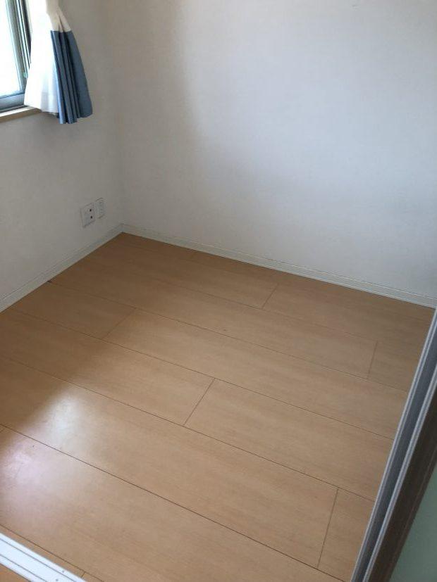 下松市西豊井でシングルベッドの解体及び回収 施工事例紹介