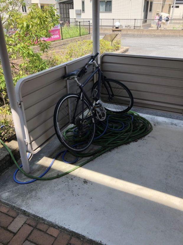 ベッドと自転車の回収を行いました!ご希望の日程での対応にご満足いただけました。