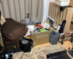 引っ越しに伴う不要品の回収!処分に困っていたバイク用品もまとめて回収でき、大変お喜びいただけました。