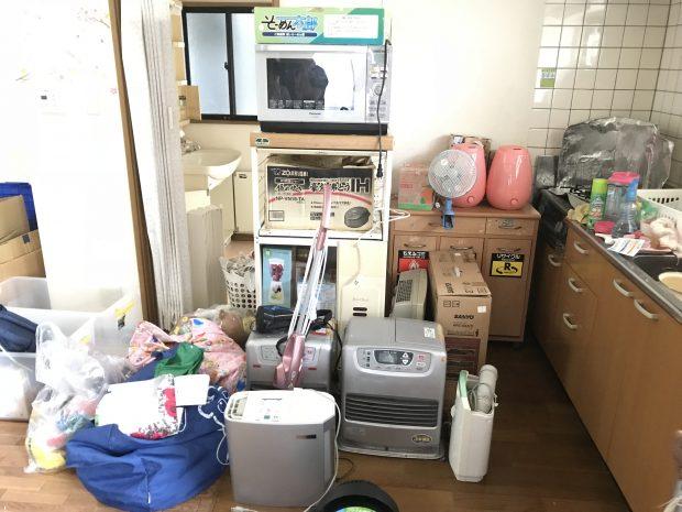 エアコンの取り外し作業から不用品の回収まで、作業の早さにご満足いただけました!