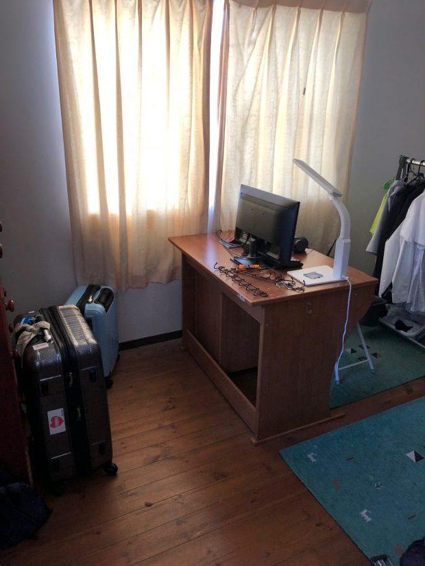 学習机やロフトベッドなどの大型家具を中心に不用品の回収を行いました!