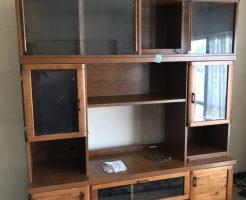 ピアノなど大型家具をまとめて処分いたしました。