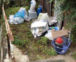 【光市宝町】家一軒分の不用品回収!丁寧な対応や回収料金にご満足いただけました。