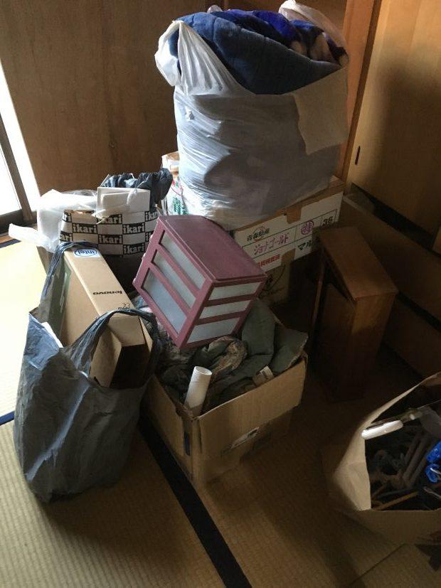 【山田町】お引っ越しに伴う不用品の即日回収☆スピーディーな対応と、お得な割引サービスに大変お喜びいただけました!