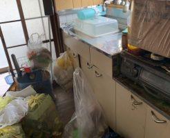 【下関市竹崎町】1軒分の大量の不用品回収☆お問い合わせから回収までのスピーディーな対応に喜んでいただけました!