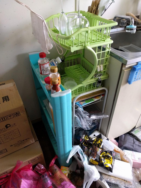 【横浜町】ロフト・パイプベッドなど軽トラック1台程度の不用品回収