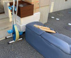 【下関市一の宮本町】お引っ越しに伴う不用品回収☆大量の不用品もすべて回収し、処分に困っていたお客様にご満足いただけました!