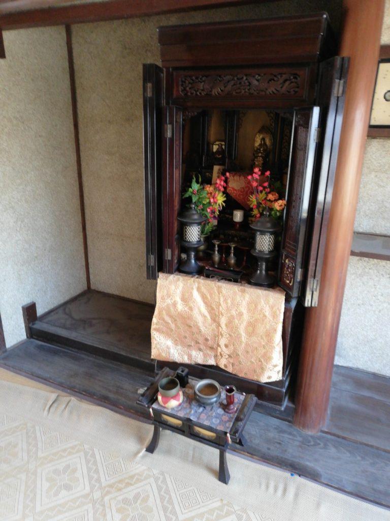 【宇部市】遺品整理で仏壇のご処分と御霊抜きのご依頼