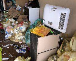 【周南市】冷蔵庫や家庭ゴミなど不用品回収・処分ご依頼 お客様の声