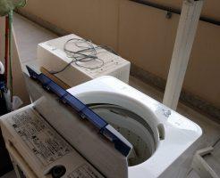 【下関市】洗濯機と衣類乾燥機の回収☆処分に困る家電もスピード回収でお喜びいただけました!