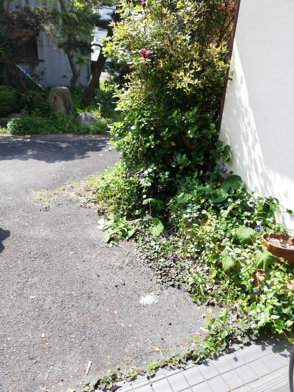 【下関市】粗大ごみ、ダンボール、家庭ごみの回収☆希望日時にリピート割でお安く対応できました!