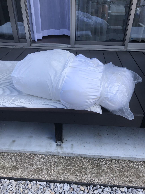 【下松市】大き目のクッションの不用品回収・処分ご依頼 お客様の声