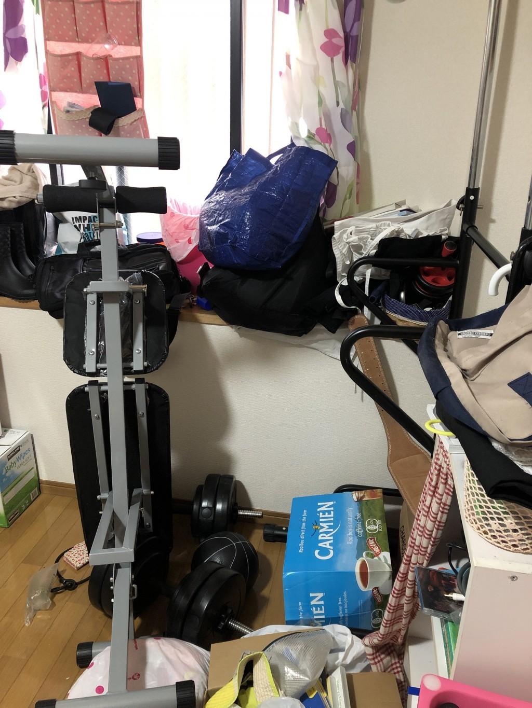 【下関市】マットレス、食器棚の出張不用品回収・処分ご依頼