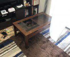 【下松市美里町】ソファー・ガラステーブルの回収・処分 お客様の声
