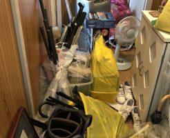 【下関市】電子レンジ、扇風機などの出張不用品回収・処分ご依頼