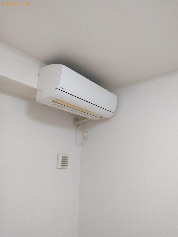 【下関市】食器棚、エアコンなど回収処分ご依頼 お客様の声