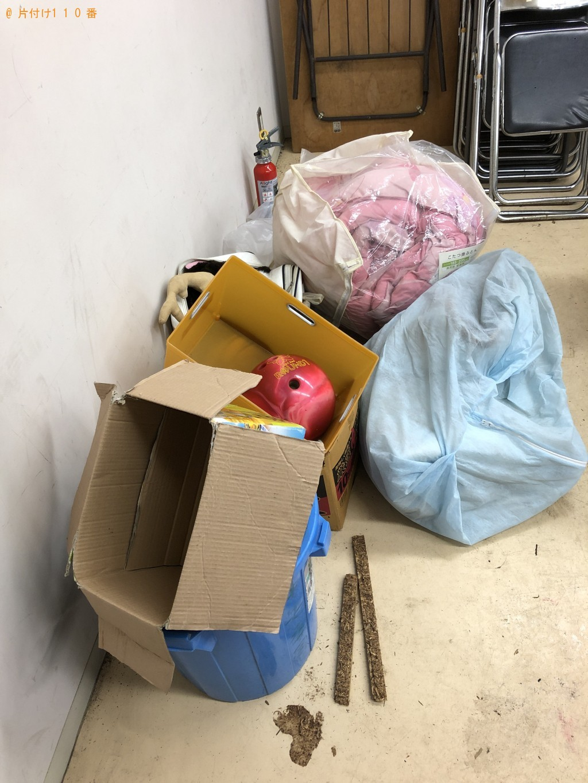【下関市大学町】冷蔵庫、テレビ、布団などの出張不用品回収・処分ご依頼