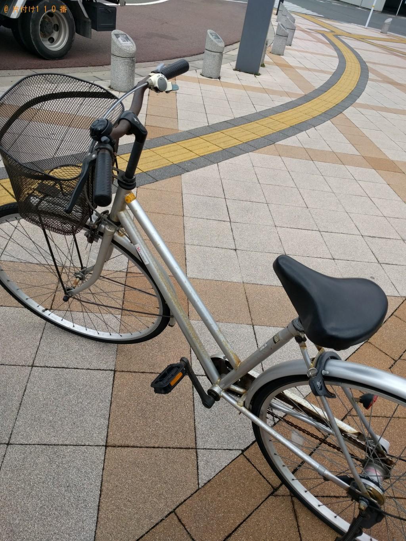 【下関市長府松小田本町】自転車1点回収ご依頼 お客様の声