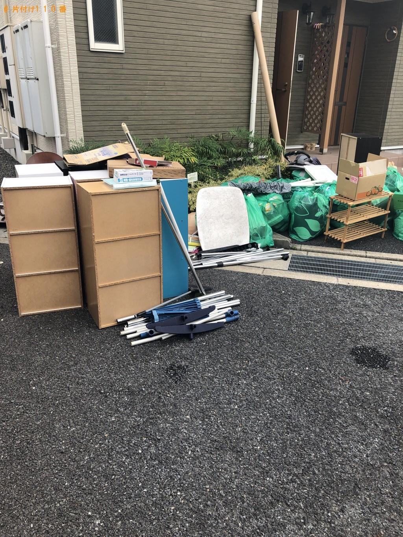【熊毛郡田布施町】軽トラック1台程度の出張不用品回収・処分ご依頼
