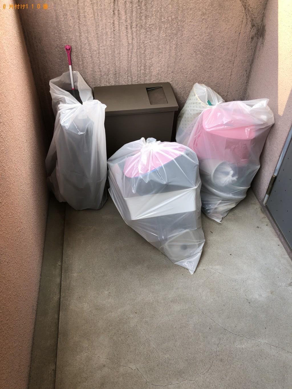 【下関市一の宮学園町】タンス等の回収・処分ご依頼 お客様の声