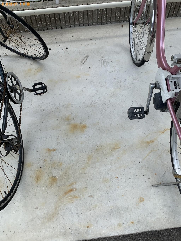 【下関市生野町】自転車、ガスコンロの出張不用品回収・処分ご依頼