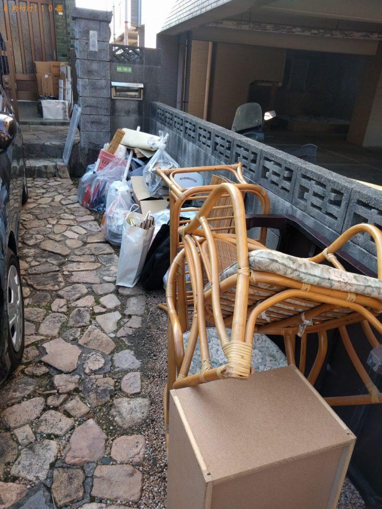【西目屋村】軽トラック1台程度の出張回収・処分ご依頼