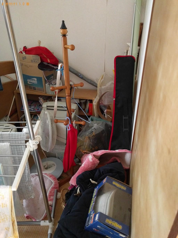 【下関市】ダイニングテーブルなどの出張不用品回収・処分ご依頼