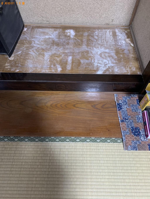 【下関市】遺品整理で仏壇の出張不用品回収・処分ご依頼 お客様の声