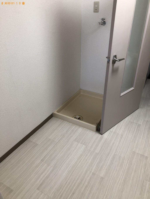 【下関市武久町】冷蔵庫、掃除機、炊飯器等の回収・処分 お客様の声