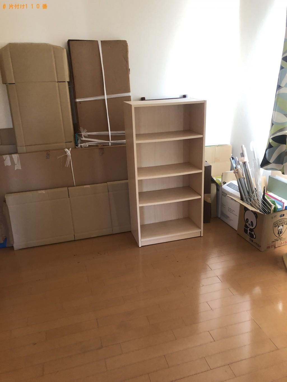 【下関市川中本町】家具・小物類などご処分ご依頼 お客様の声
