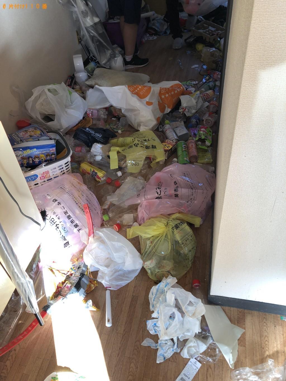 【下関市一の宮町】家庭ごみの回収・処分 お客様の声