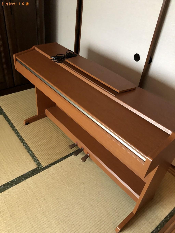 【下関市】婚礼ダンスと電子ピアノの回収・処分 お客様の声