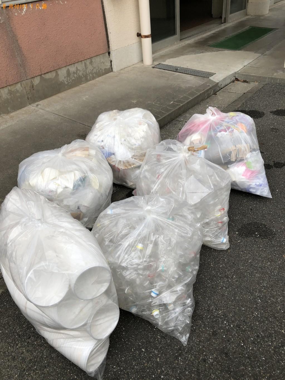 【下関市綾羅木本町】可燃ごみの回収・処分 お客様の声