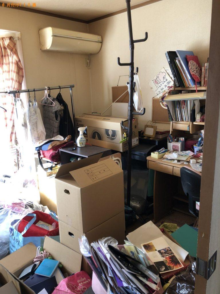 【新上五島町】冷蔵庫、エアコンなどの遺品整理ご依頼