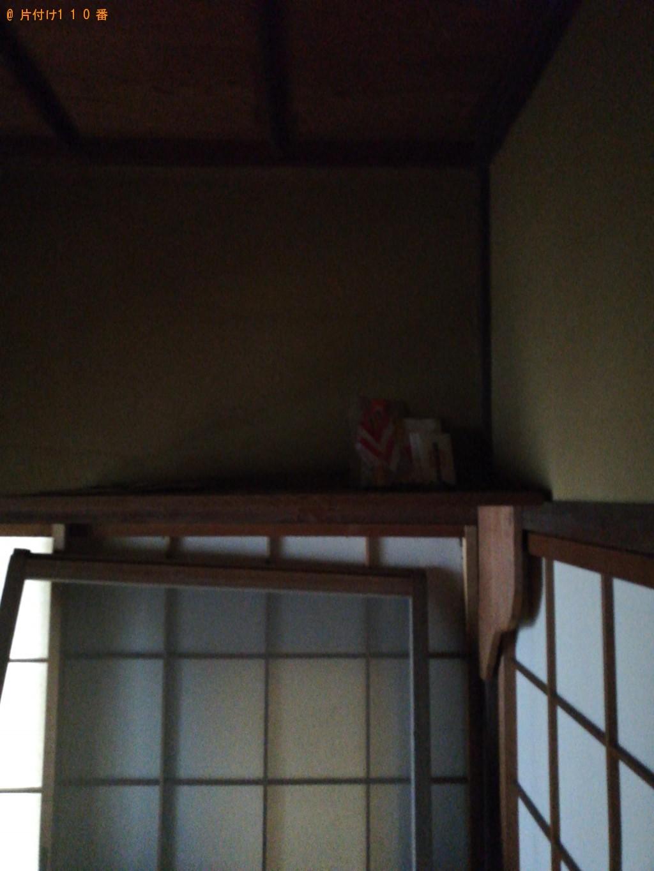 【山口市】仏壇・神棚のご供養回収ご依頼 お客様の声