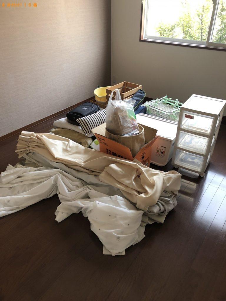 【松浦市】軽トラック1台分程度の出張不用品回収・処分ご依頼