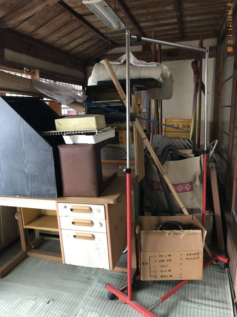 【二戸市】2tトラック1台程度の出張不用品の回収・処分ご依頼