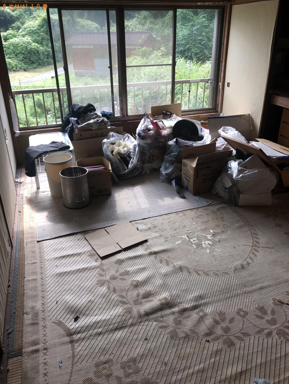 【周南市】学習机、椅子、ハンガーラック等の回収・処分 ご依頼