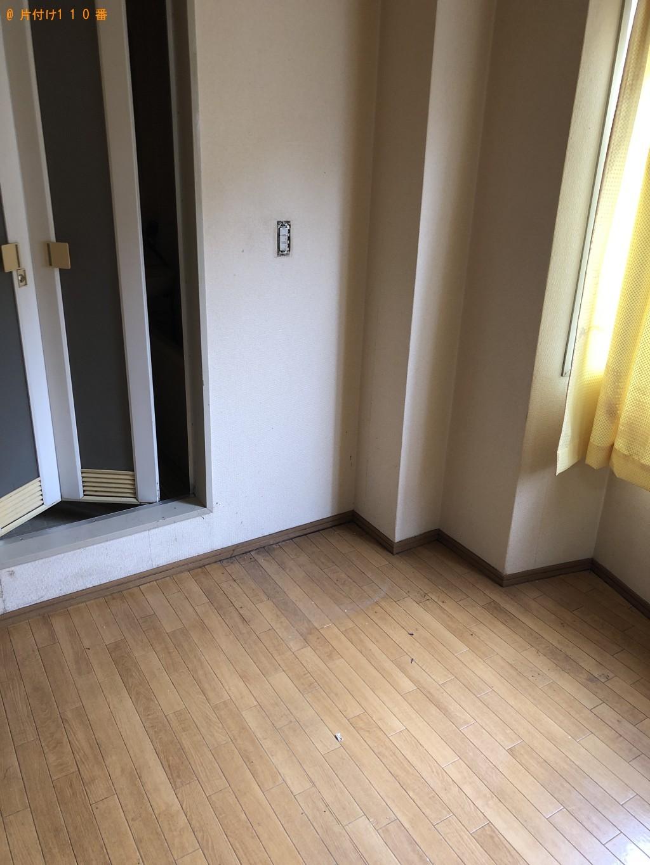 【下関市稗田町】冷蔵庫、洗濯機、仏壇、衣類等の回収・処分ご依頼