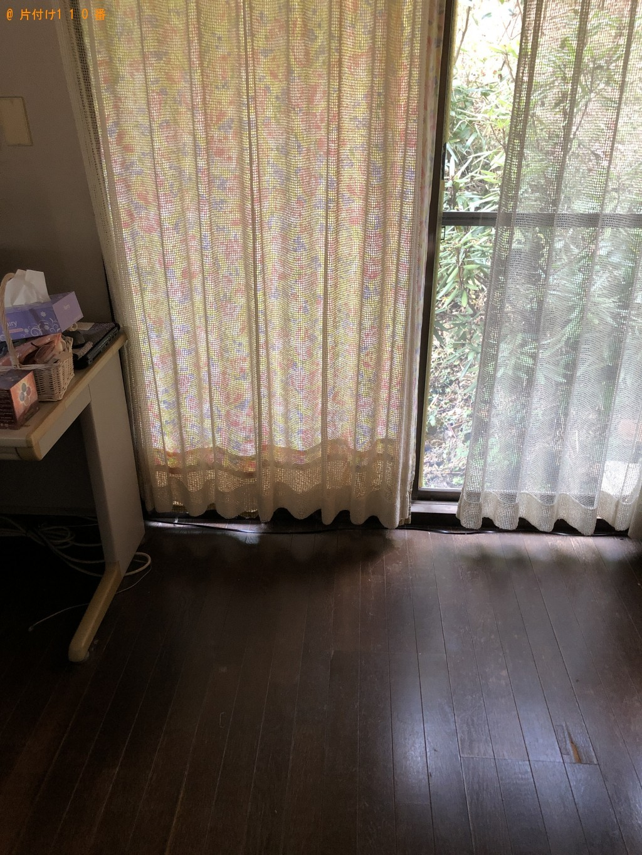 【下関市】電子ピアノ、ガラスケース入りの人形等の回収・処分ご依頼