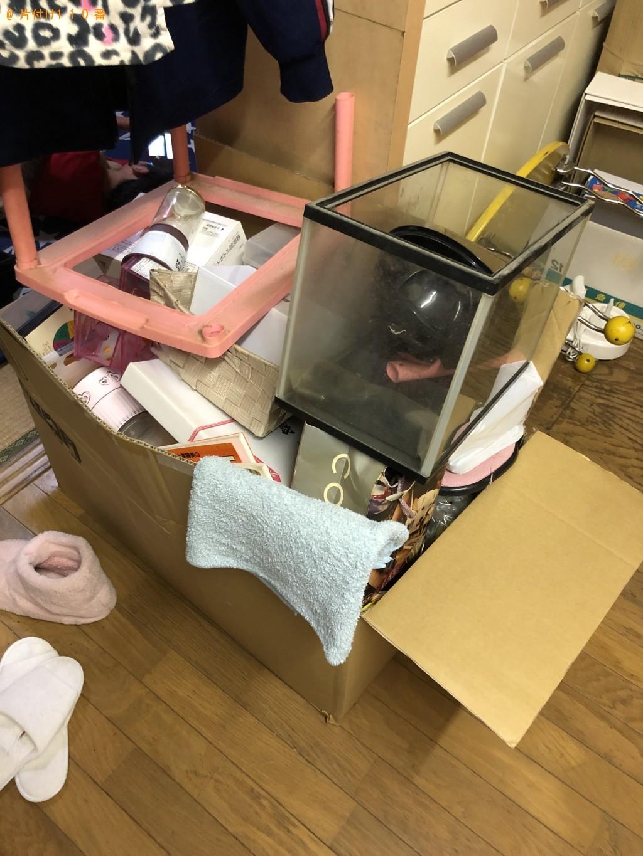 【下関市川中豊町】雑誌、本、ガラスケース入りの人形等の回収・処分