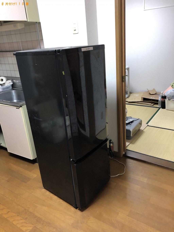 【下関市横野町】冷蔵庫、エアコン、洗濯機、パソコン等の回収