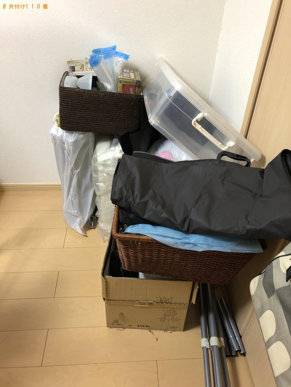 【下関市秋根上町】ダンボール、分別なし家庭ごみ等の回収・処分