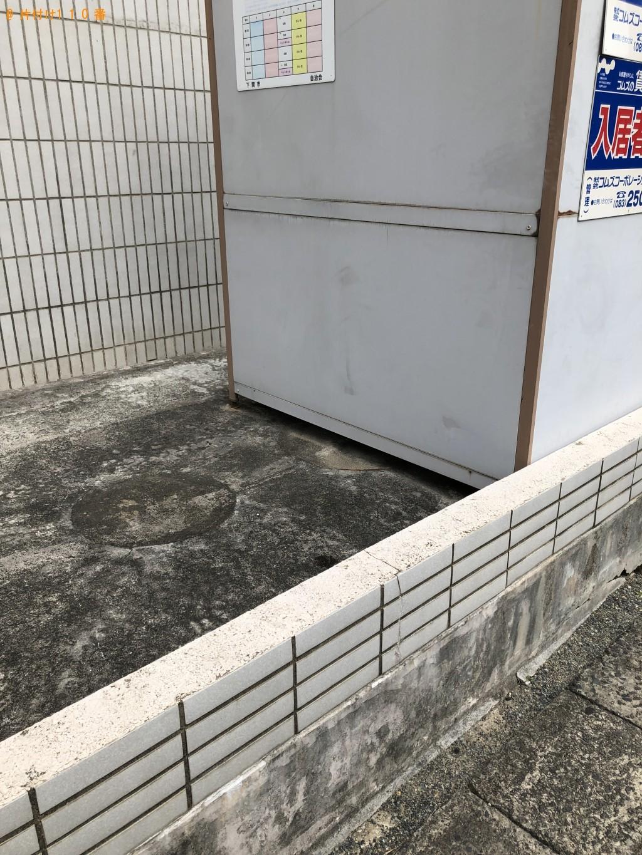 【下関市稗田北町】冷蔵庫の回収・処分ご依頼 お客様の声