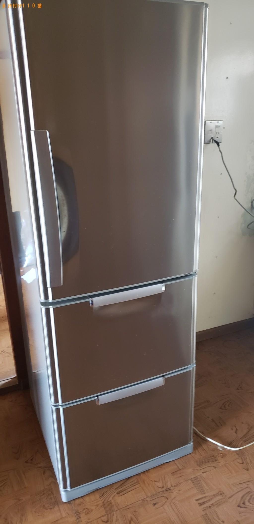 【下関市彦島塩浜町】冷蔵庫、洗濯機、エアコン、婚礼ダンス等の回収