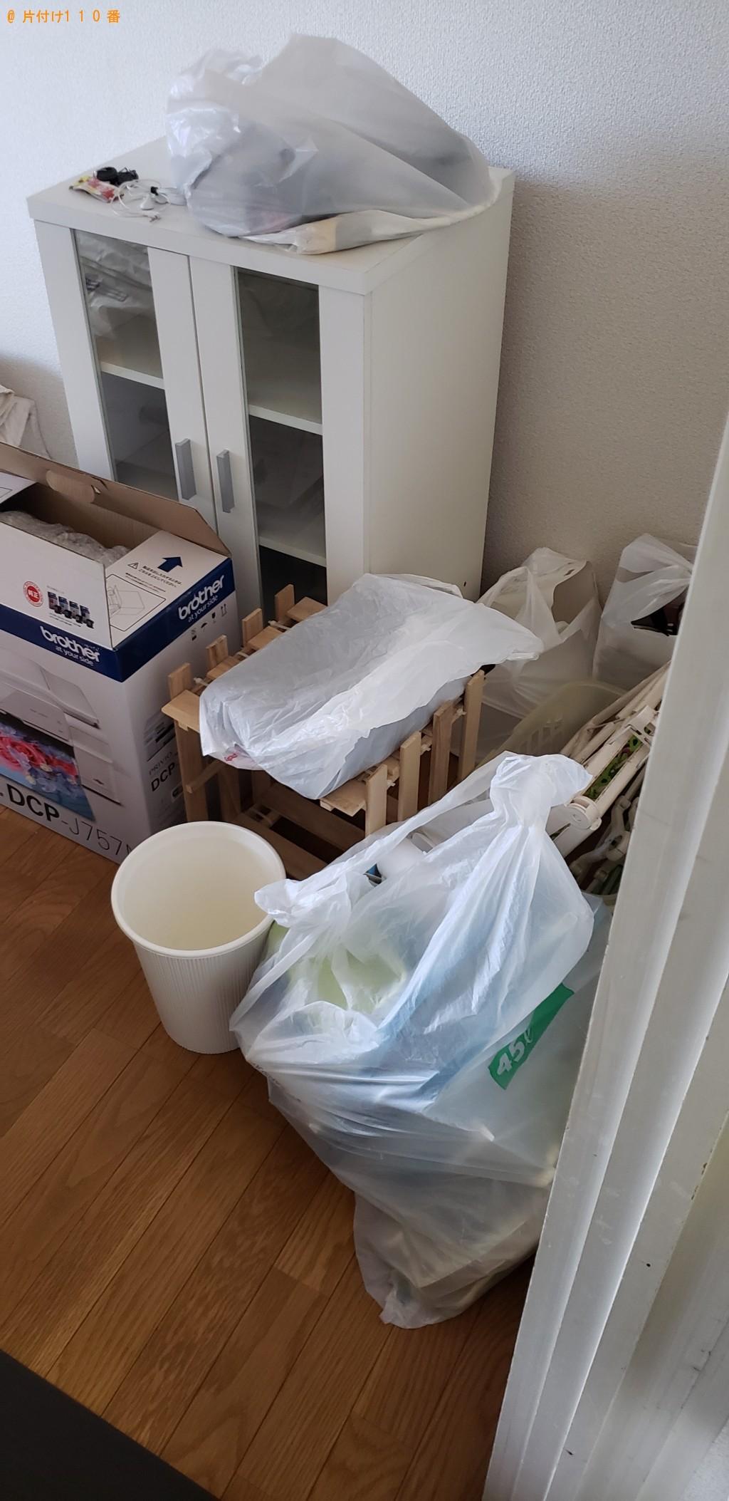 【下関市生野町】洗濯機、ポット、掃除機、炊飯器等の回収・処分